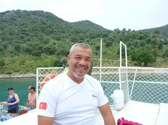 Sarigerme, Turquie : SEXY PANDA