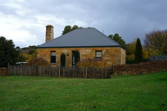 Blackwood Park Cottages Mole Creek-bild