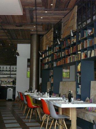 La Baracca Hamburg: Innenausstattung