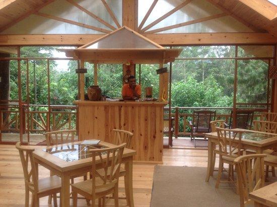 King Fern Cottage: Restaurant