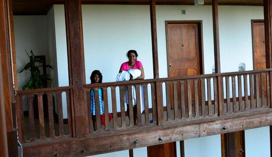 Bentota Beach by Cinnamon: From the balcony