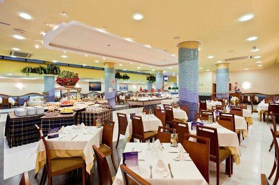 Aparthotel Olimar II: Restaurante