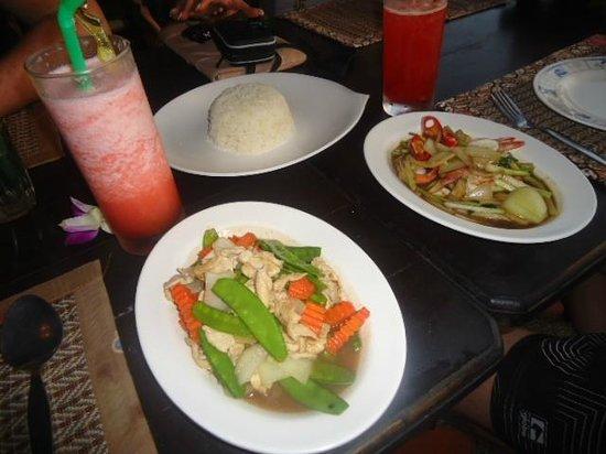 Kantary Bay, Phuket: Lovely food