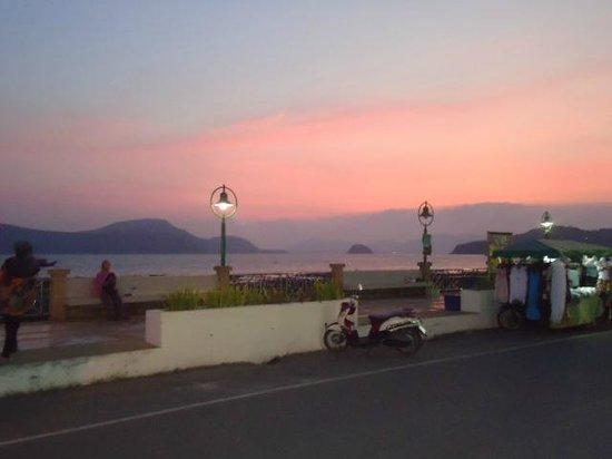 Kantary Bay, Phuket: sunset