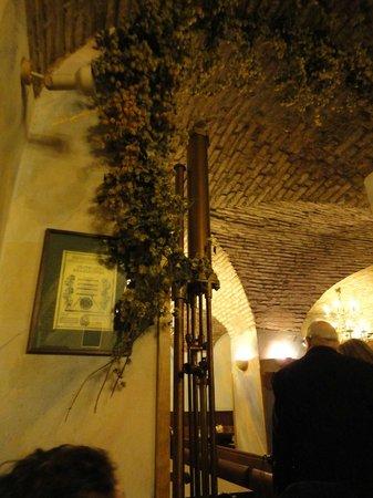 Konig von Flandern : L'interno del locale