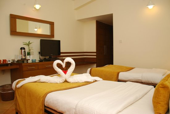 Heritage Village Resort & Spa Goa : Superior Room