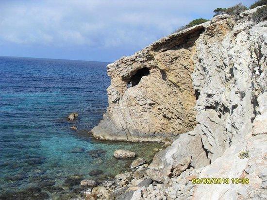 CLUB CALIMERA Delfin Playa: Blick vom Restaurant auf das Meer
