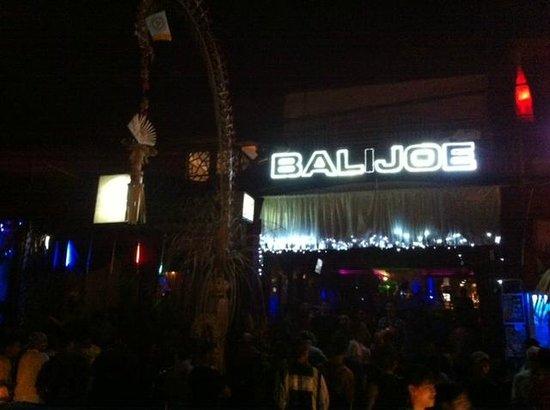 Bali Joe Bar: Bali Joe