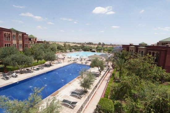 Vue Générale piscines