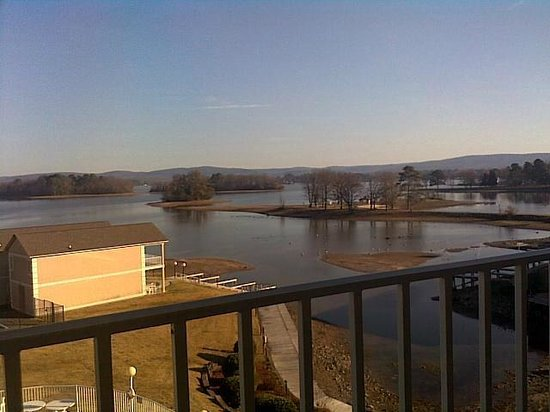 Baymont Inn & Suites Hot Springs : View from room