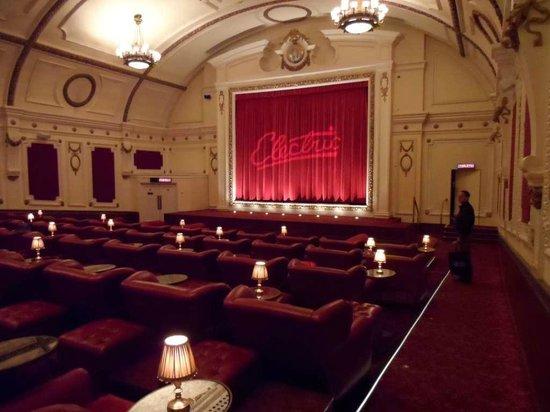 Electric Cinema : Il cinema