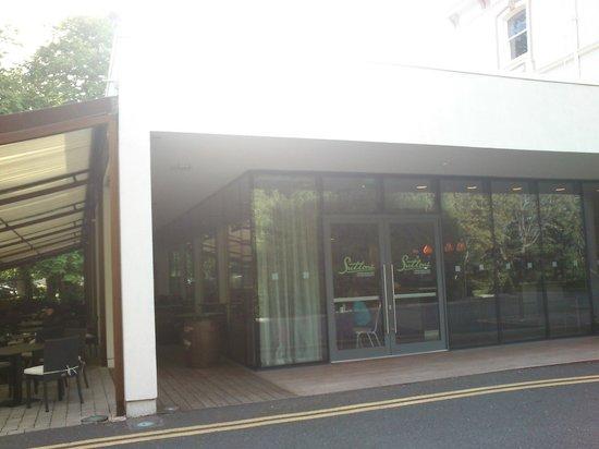 Rochestown Park Hotel: Pub en el Hotel