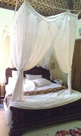 منتج وفيلا بوتو بالي: The bed