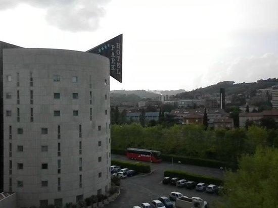 Perugia Park Hotel: hotel dal balcone