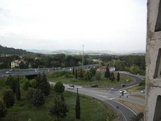 Perugia Park Hotel: lo svincolo della superstrada