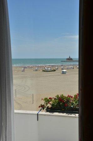 Hotel Serena : panorama dalla camera