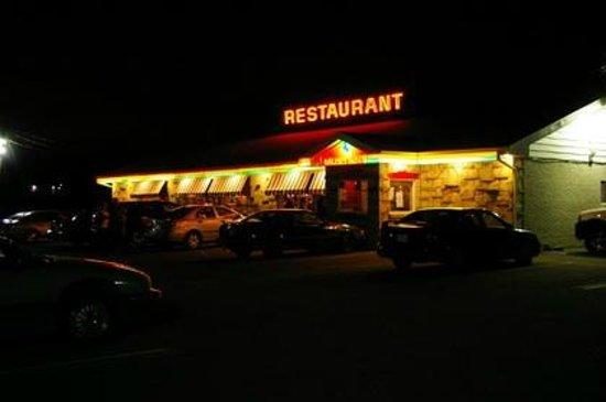 restaurant Mustang Quebec