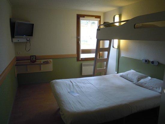 Ibis Budget Narbonne Sud: Habitación
