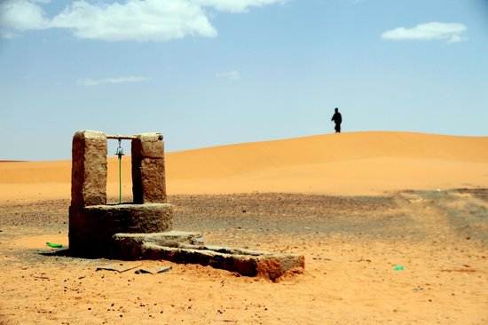 Sahara Aventures Travel -Day Tours: The Sahara