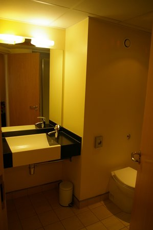 Premier Inn Dublin Airport Hotel: Ma chambre