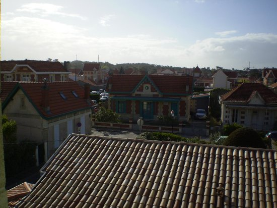 Hotel Michelet : Beutiful view from bedroom