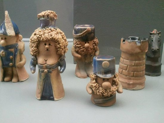 Funny Chess Pieces Picture Of Maryhill Museum Of Art