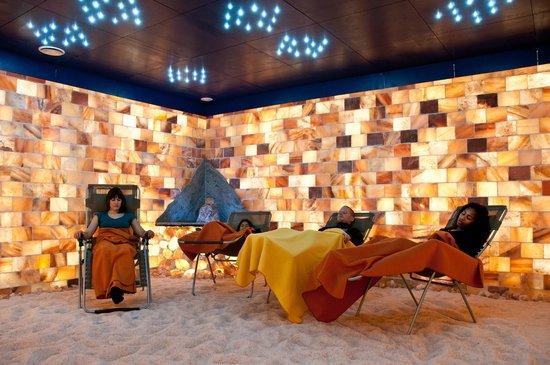 Salzraum - Entspannung & Yoga in Heidelberg