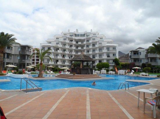 HG Tenerife Sur Apartments: Hotel