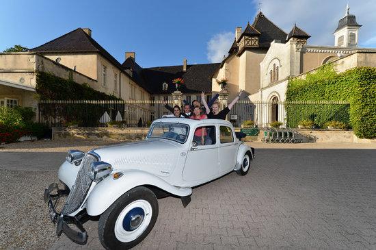 Trevoux, فرنسا: Authentic Roads