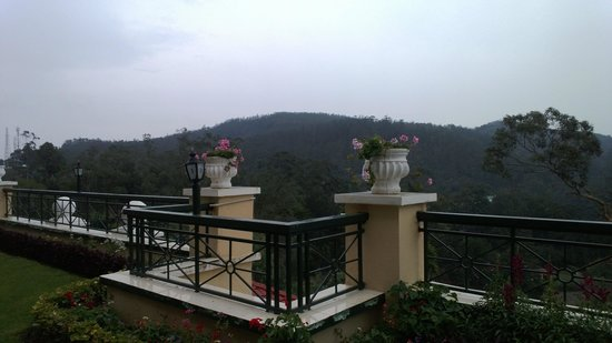 Gem Park-Ooty: A view from the park