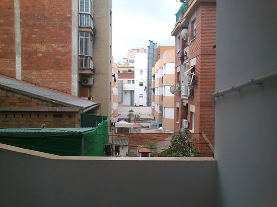 Apartamentos Madanis: vista terraza