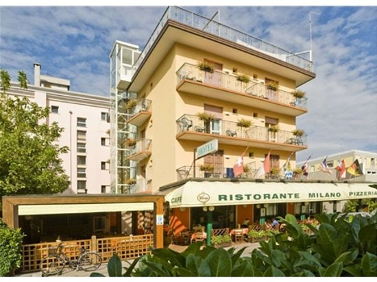 hotel milano bibione italy reviews photos price