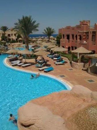 Sea Life Resort: veduta dalla torretta piscina