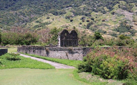 La forteresse de Brimstone Hill : A voir