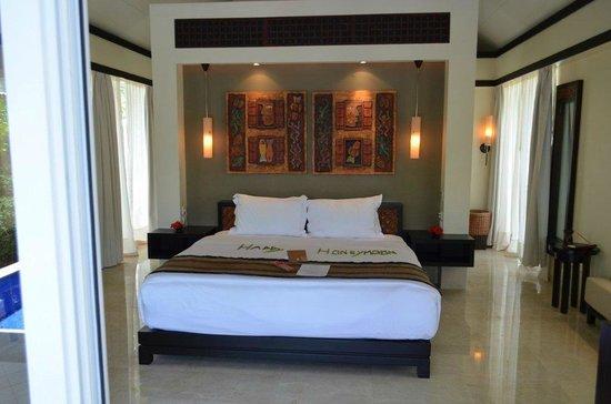 Banyan Tree Seychelles: Beach Villa