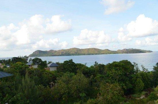 Raffles Seychelles: Royal Panoramic Villa view