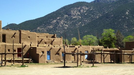 Taos Visitor Center