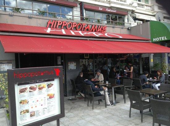 Hippopotamus Marseille Vieux Port : The Restaurant