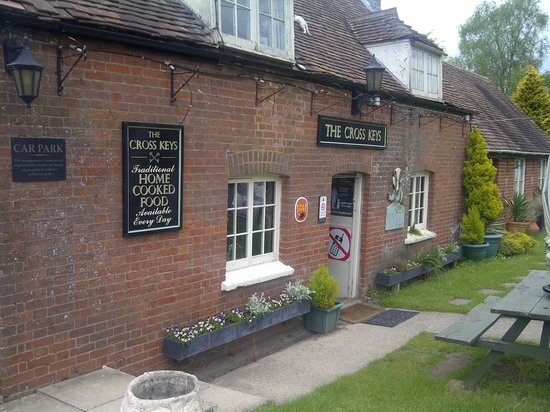 Cross Keys Inn: Exterior 1