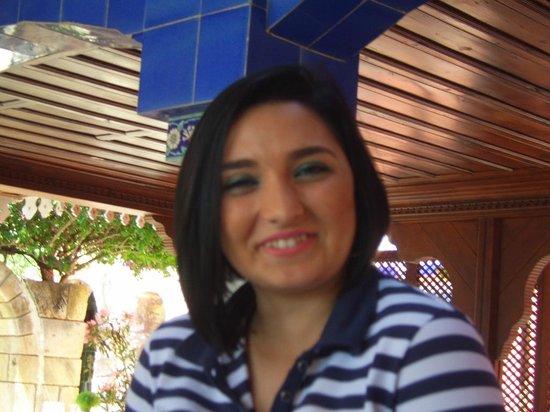 Perili Bay Resort Hotel: Smile - Gülen datçalı yüz...
