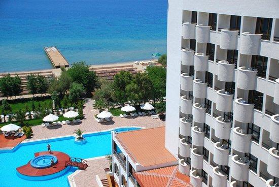 Grand Hotel Temizel: Beach