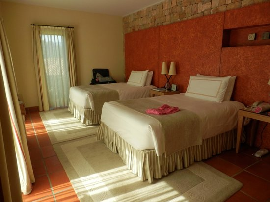 Terre Blanche Hotel and Spa : Bedroom