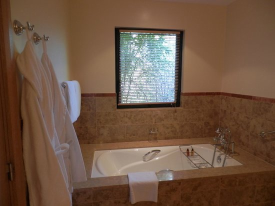 Terre Blanche Hotel and Spa : The Bath
