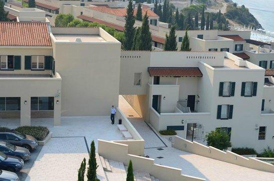 Sun Gardens Dubrovnik: Вид из номера