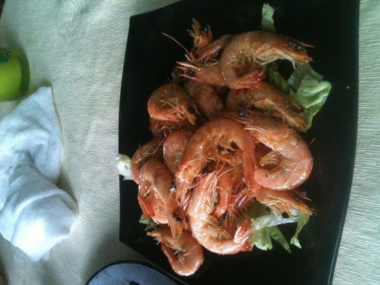 Tai Yuen Seafood Restaurant: Prawns