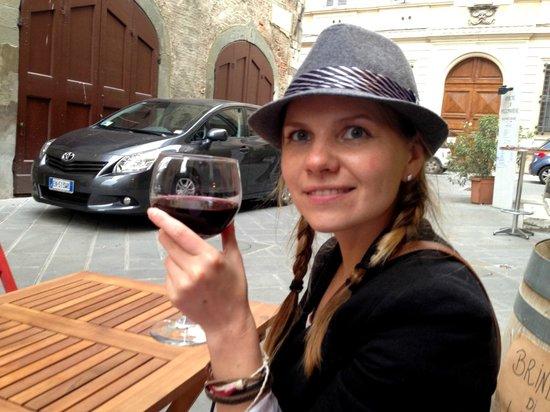 Vicolo Divino : excellent wine