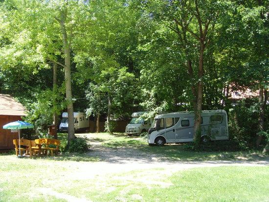 Ave Natura Camping Budapest