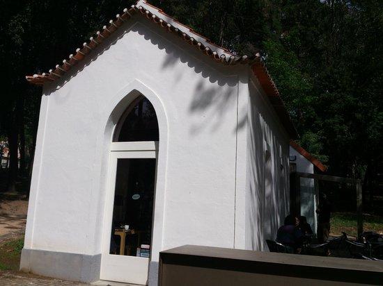 Casa de Cha Jardim da Sereia: Casa de Chá Jardim da Sereia.
