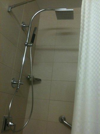 Westin Galleria Houston Hotel: die Dusche