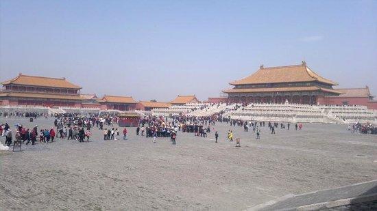 Tur Pribadi Harian - ke Beijing Tur Guide Catherine: Beijing Forbidden City